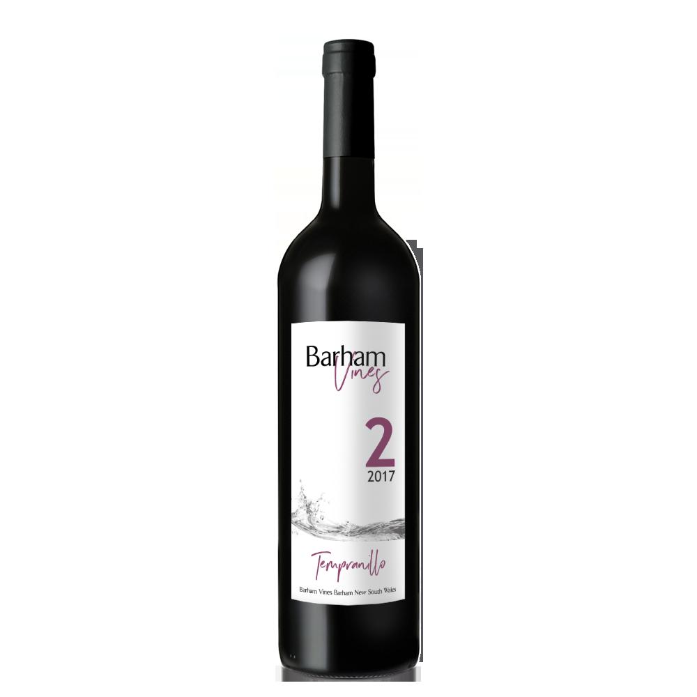 barham_vines_bottle 2017 Tempranillo