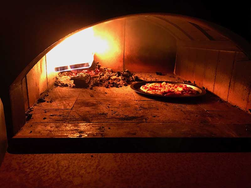 Barham Vines Wood Fired Pizza