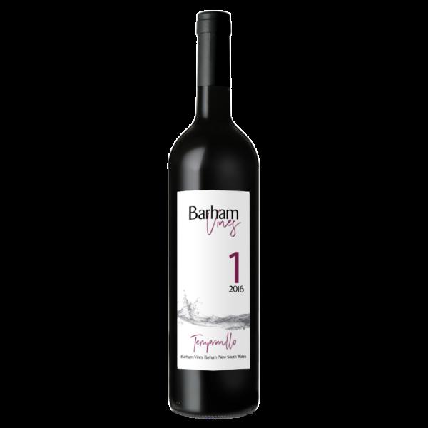barham_vines 2016_tempranillo_bottle
